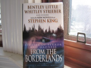 Borderlands Books 001
